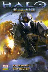 Cover Thumbnail for 100% Cult Comics. Halo - Helljumper (Panini España, 2011 series)