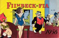Cover Thumbnail for Fiinbeck og Fia (Hjemmet / Egmont, 1930 series) #1956