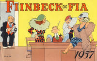 Cover Thumbnail for Fiinbeck og Fia (Hjemmet / Egmont, 1930 series) #1957