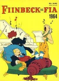 Cover Thumbnail for Fiinbeck og Fia (Hjemmet, 1930 series) #1964
