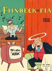 Cover Thumbnail for Fiinbeck og Fia (Hjemmet, 1930 series) #1966