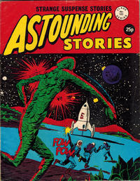 Cover Thumbnail for Astounding Stories (Alan Class, 1966 series) #177