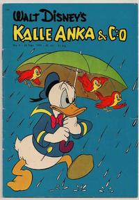Cover Thumbnail for Kalle Anka & C:o (Hemmets Journal, 1957 series) #4/1959