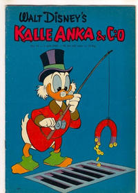 Cover Thumbnail for Kalle Anka & C:o (Hemmets Journal, 1957 series) #14/1960
