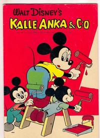 Cover Thumbnail for Kalle Anka & C:o (Hemmets Journal, 1957 series) #44/1960