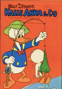 Cover Thumbnail for Kalle Anka & C:o (Hemmets Journal, 1957 series) #26/1961