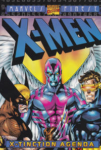 Cover for X-Tinction Agenda [X-Men] (Marvel, 1992 series)