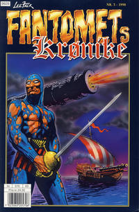 Cover Thumbnail for Fantomets krønike (Hjemmet / Egmont, 1998 series) #3/1998