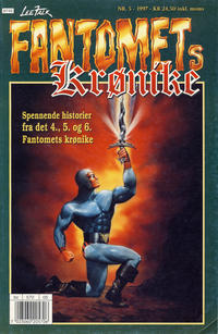 Cover Thumbnail for Fantomets krønike (Semic, 1989 series) #5/1997