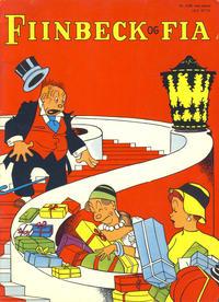 Cover Thumbnail for Fiinbeck og Fia (Hjemmet / Egmont, 1930 series) #1973
