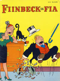 Cover Thumbnail for Fiinbeck og Fia (Hjemmet, 1930 series) #1969