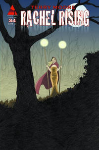 Cover Thumbnail for Rachel Rising (Abstract Studio, 2011 series) #34