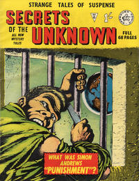 Cover Thumbnail for Secrets of the Unknown (Alan Class, 1962 series) #6