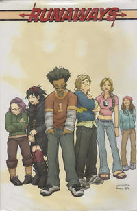 Cover Thumbnail for Runaways (Marvel, 2005 series) #1