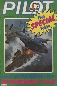 Cover Thumbnail for Pilot (Semic, 1970 series) #2/1975