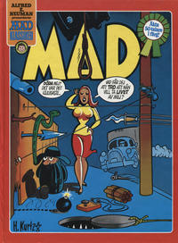 Cover Thumbnail for Mad-klassiker 1952-1953 (Semic, 1989 series) #[nn]