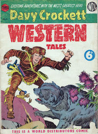 Cover Thumbnail for Western Tales (World Distributors, 1955 series) #3