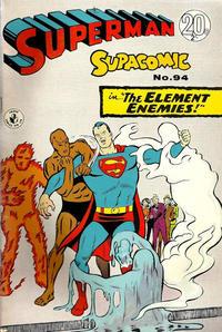 Cover Thumbnail for Superman Supacomic (K. G. Murray, 1959 series) #94
