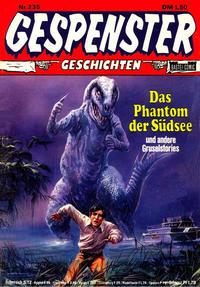 Cover Thumbnail for Gespenster Geschichten (Bastei Verlag, 1974 series) #235