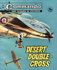 Cover Thumbnail for Commando (D.C. Thomson, 1961 series) #604