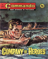 Cover Thumbnail for Commando (D.C. Thomson, 1961 series) #610