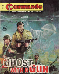 Cover Thumbnail for Commando (D.C. Thomson, 1961 series) #611