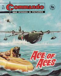 Cover Thumbnail for Commando (D.C. Thomson, 1961 series) #612
