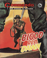 Cover Thumbnail for Commando (D.C. Thomson, 1961 series) #615