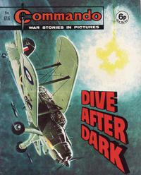 Cover Thumbnail for Commando (D.C. Thomson, 1961 series) #616