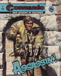 Cover Thumbnail for Commando (D.C. Thomson, 1961 series) #620