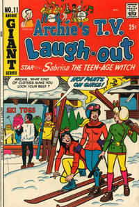 Cover Thumbnail for Archie's TV Laugh-Out (Archie, 1969 series) #11