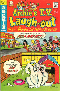 Cover Thumbnail for Archie's TV Laugh-Out (Archie, 1969 series) #28