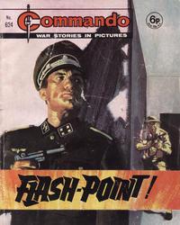 Cover Thumbnail for Commando (D.C. Thomson, 1961 series) #624