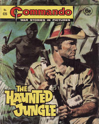Cover Thumbnail for Commando (D.C. Thomson, 1961 series) #626