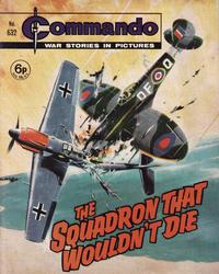 Cover Thumbnail for Commando (D.C. Thomson, 1961 series) #632