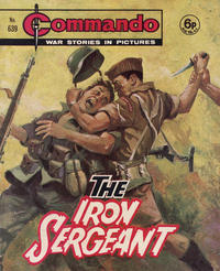 Cover Thumbnail for Commando (D.C. Thomson, 1961 series) #639