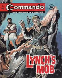 Cover Thumbnail for Commando (D.C. Thomson, 1961 series) #645