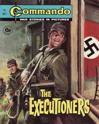 Cover Thumbnail for Commando (D.C. Thomson, 1961 series) #647