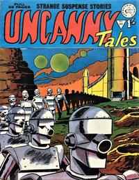 Cover Thumbnail for Uncanny Tales (Alan Class, 1963 series) #44