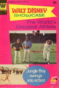Cover Thumbnail for Walt Disney Showcase (Western, 1970 series) #14 [Whitman]