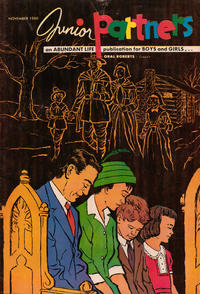 Cover Thumbnail for Junior Partners (Oral Roberts Evangelical Association, 1959 series) #v2#4
