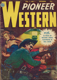 Cover Thumbnail for Pioneer Western (Avon, 1950 series) #1