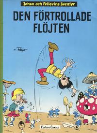 Cover Thumbnail for Johan och Pellevins äventyr (Carlsen/if [SE], 1976 series) #4 - Den förtrollade flöjten