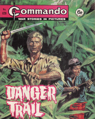 Cover for Commando (D.C. Thomson, 1961 series) #628