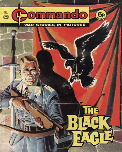 Cover for Commando (D.C. Thomson, 1961 series) #629