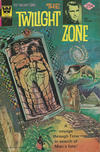 Cover for The Twilight Zone (Western, 1962 series) #66 [Whitman]