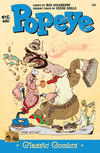 Cover for Classic Popeye (IDW, 2012 series) #34 [Oscar Grillo variant cover]