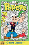 Cover Thumbnail for Classic Popeye (2012 series) #35 [Joe Wos variant cover]