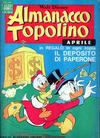 Cover for Almanacco Topolino (Arnoldo Mondadori Editore, 1957 series) #160