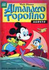Cover for Almanacco Topolino (Arnoldo Mondadori Editore, 1957 series) #140
